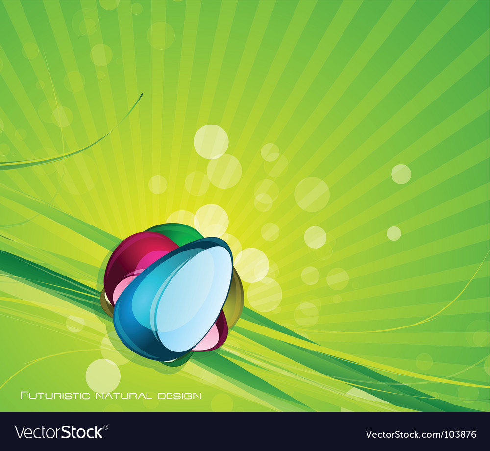 Glossy background vector | Price: 1 Credit (USD $1)