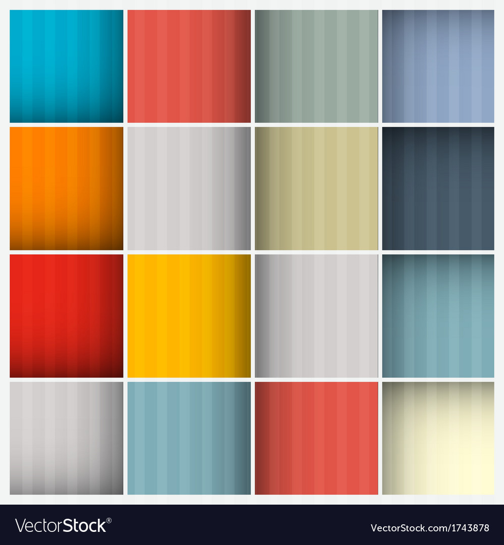 Abstract retro square background vector | Price: 1 Credit (USD $1)