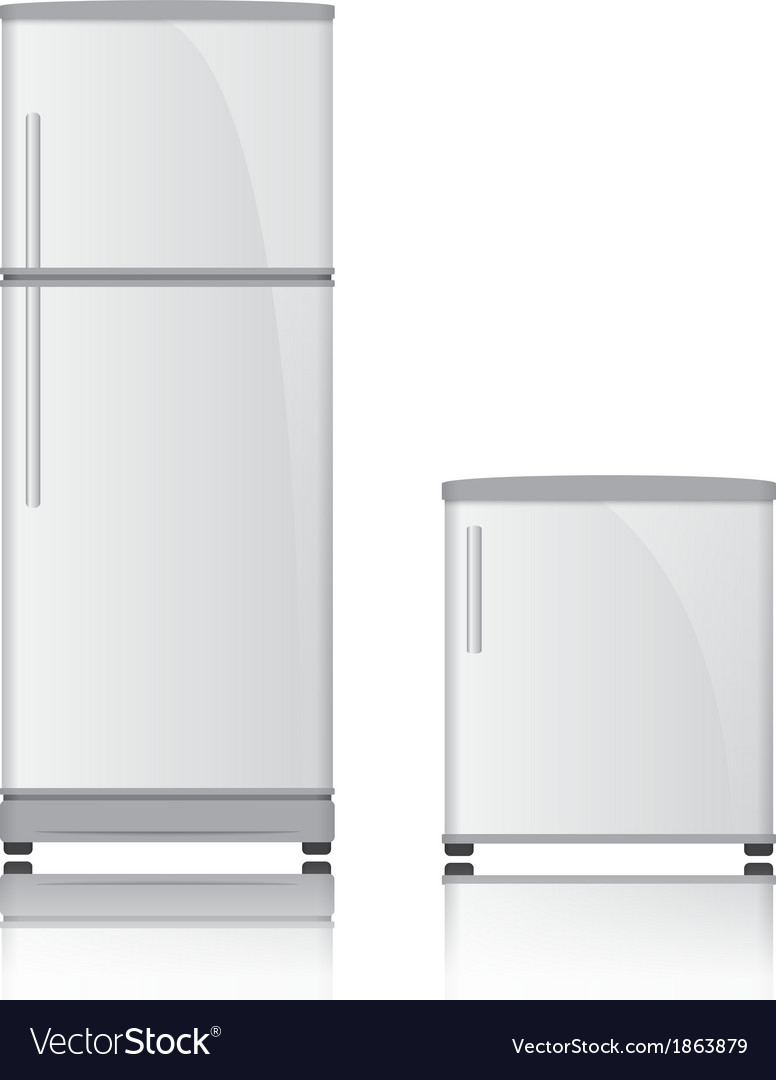 3d refrigerator vector | Price: 1 Credit (USD $1)
