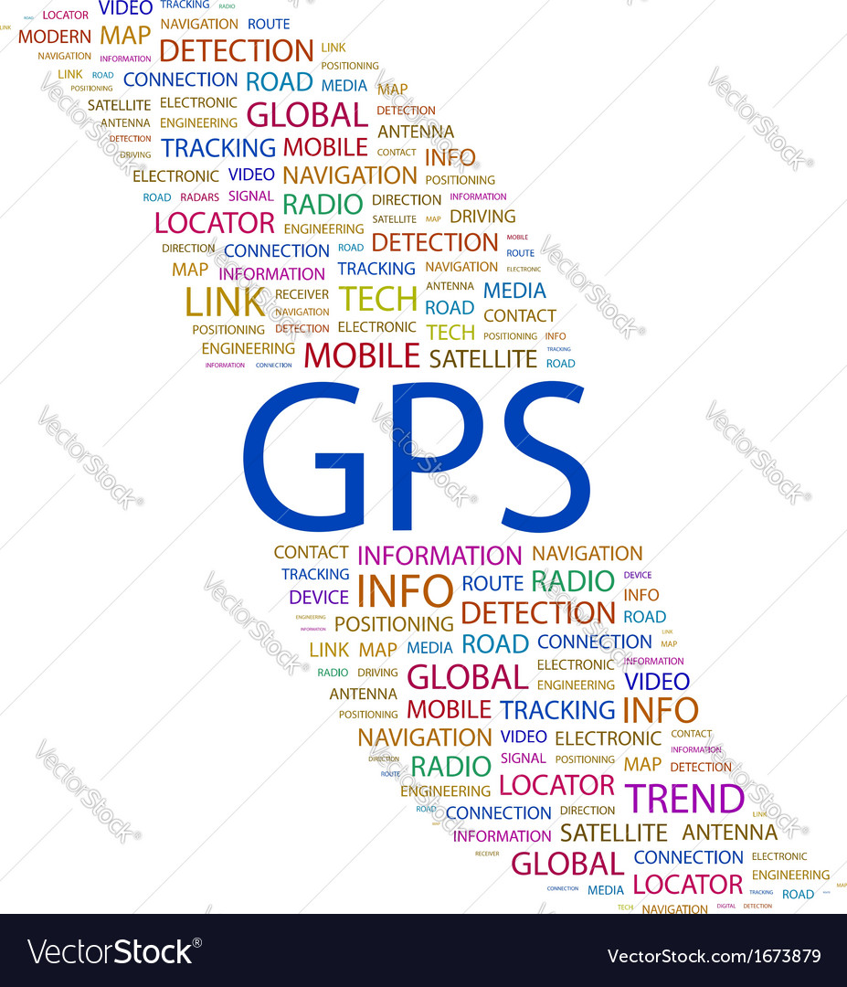 Gps vector | Price: 1 Credit (USD $1)