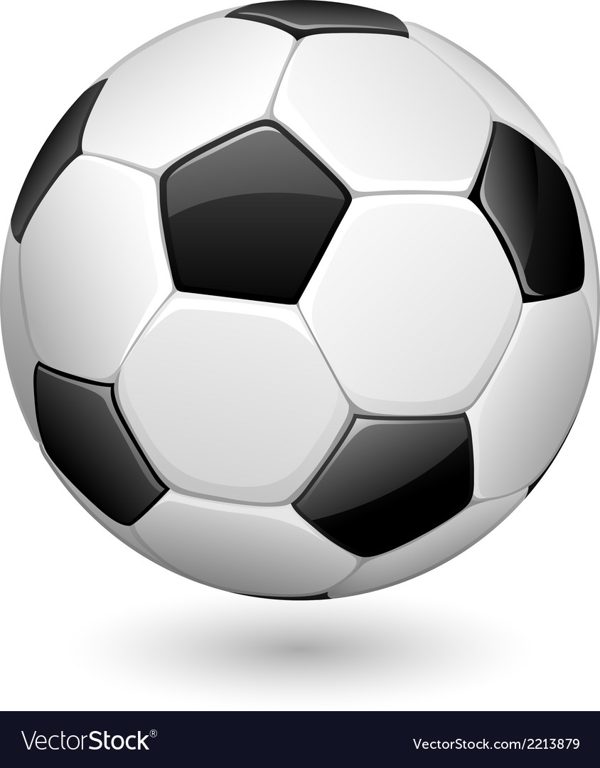 Soccer ball vector | Price: 1 Credit (USD $1)