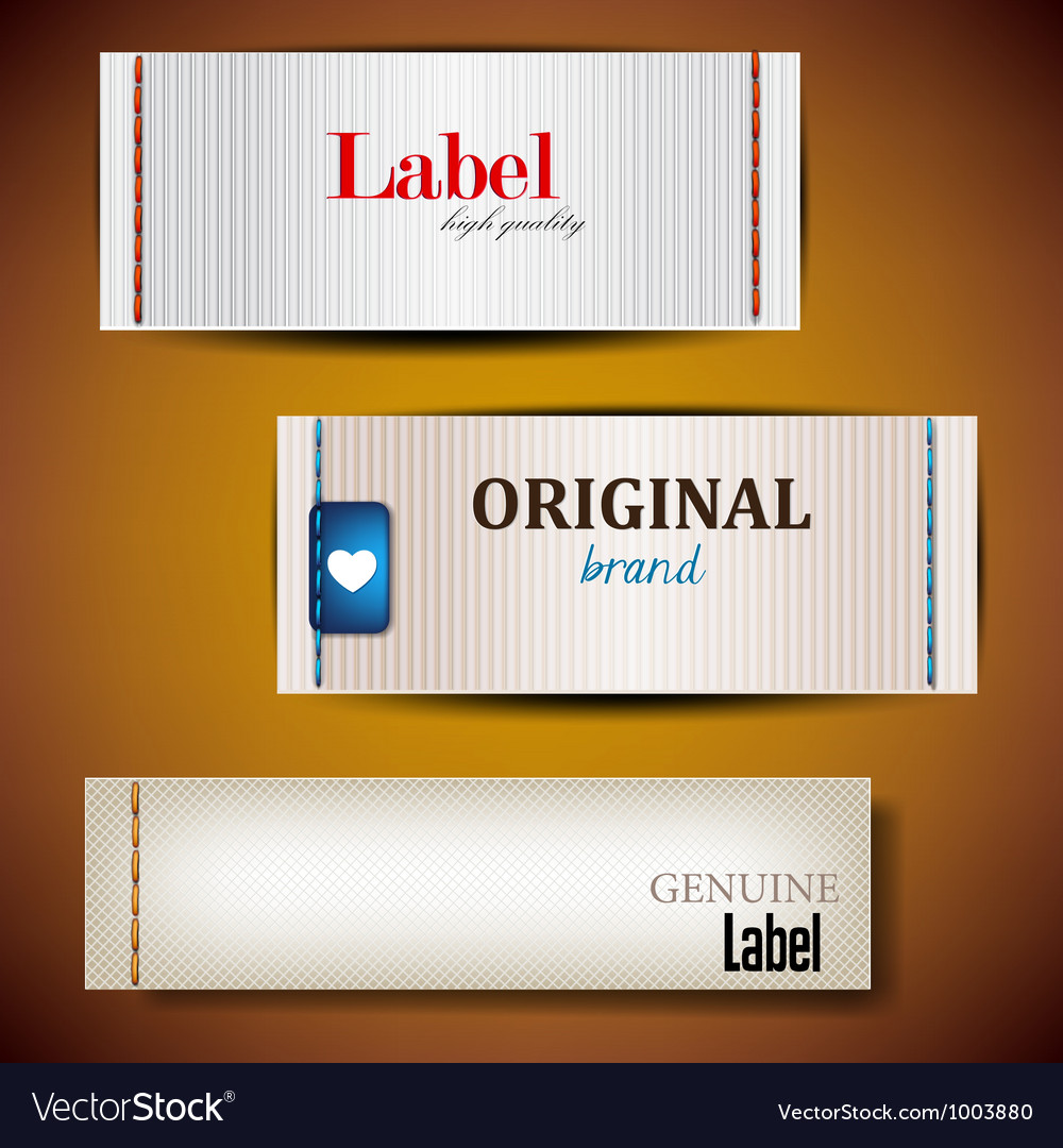 Set of bubbles stickers labels tags template vector | Price: 1 Credit (USD $1)