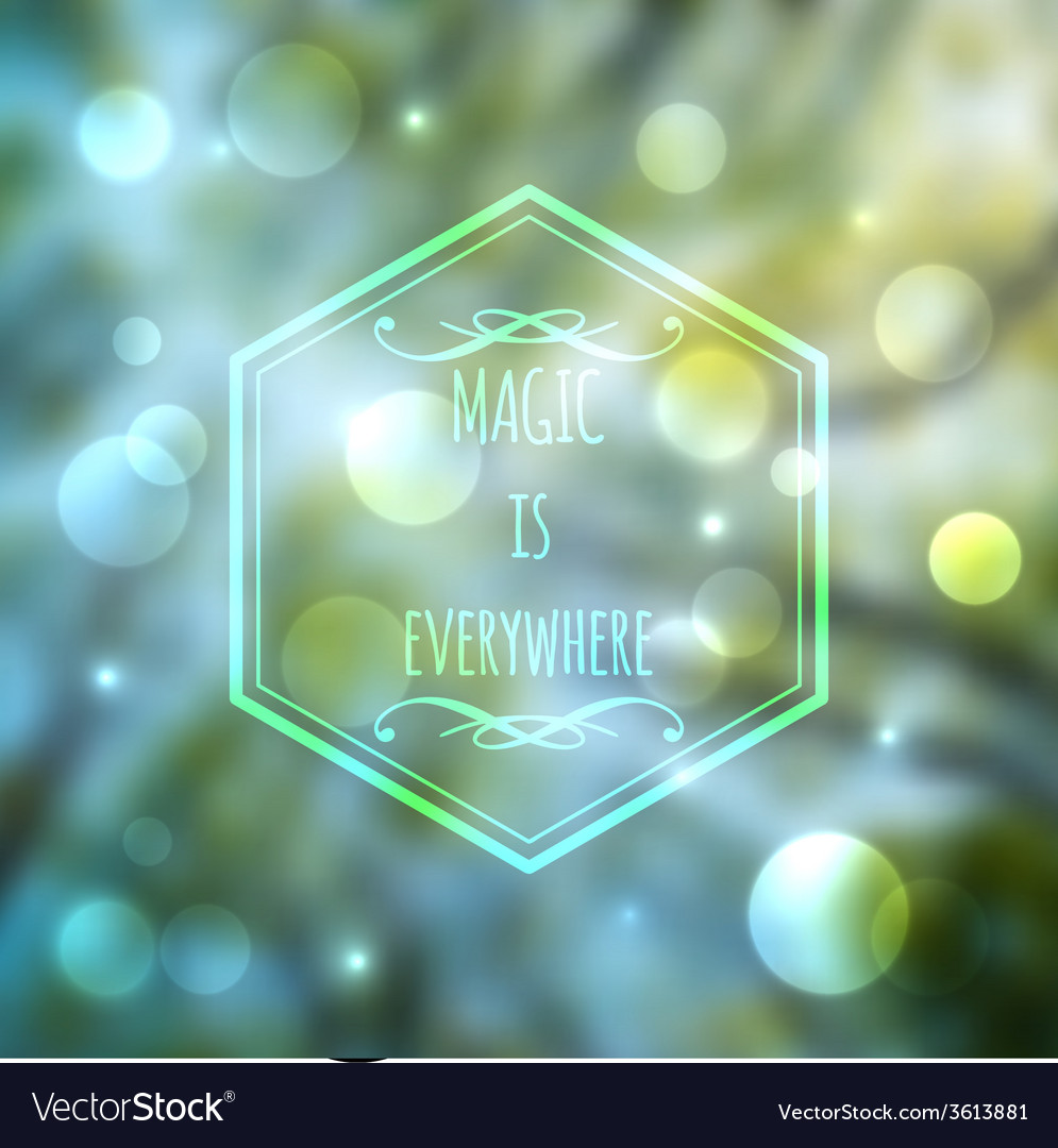 Corporate website design magic is everywhere vector | Price: 1 Credit (USD $1)