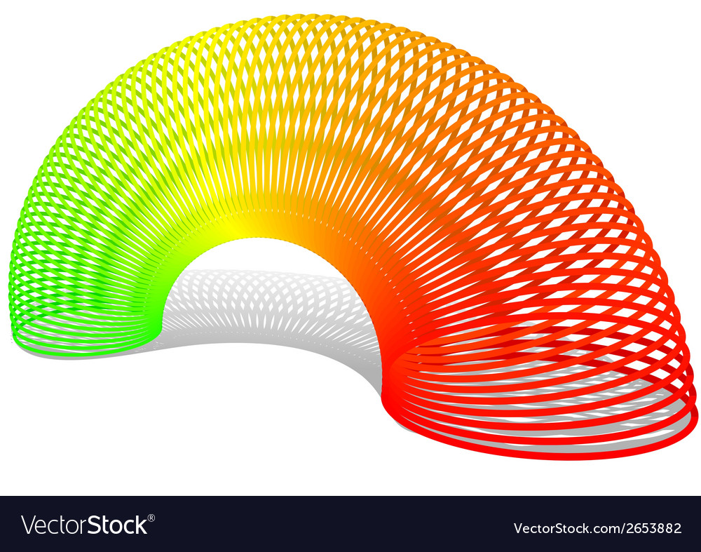 Slinky vector | Price: 1 Credit (USD $1)
