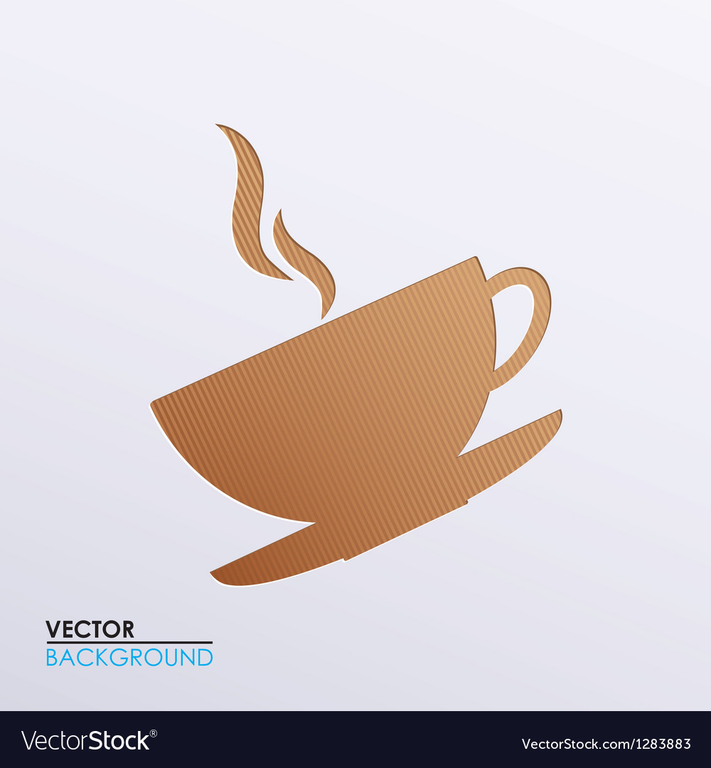 Coffee vector | Price: 1 Credit (USD $1)