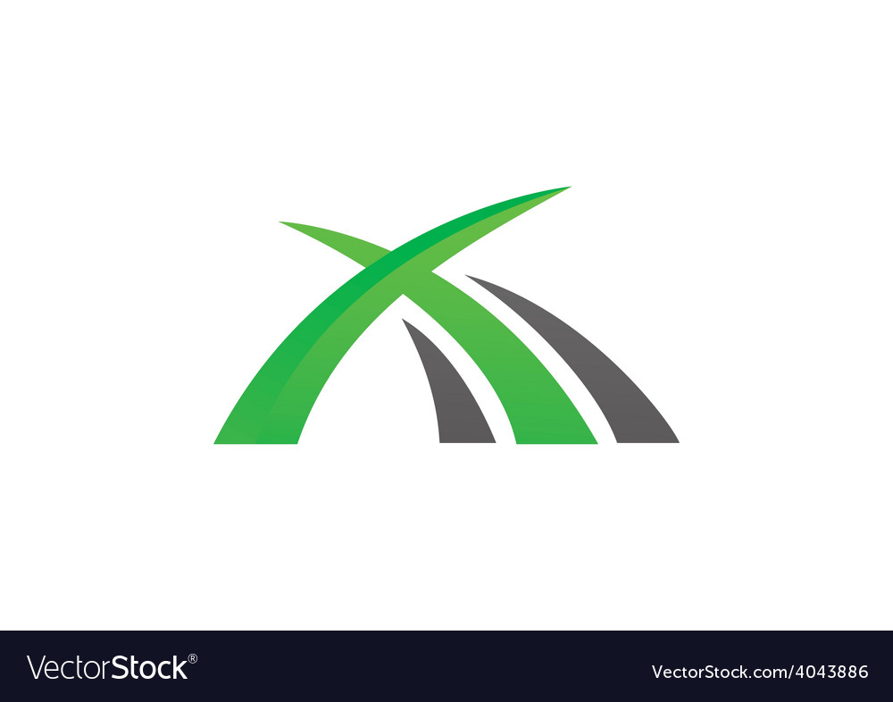 Arch line abstract logo vector   Price: 1 Credit (USD $1)