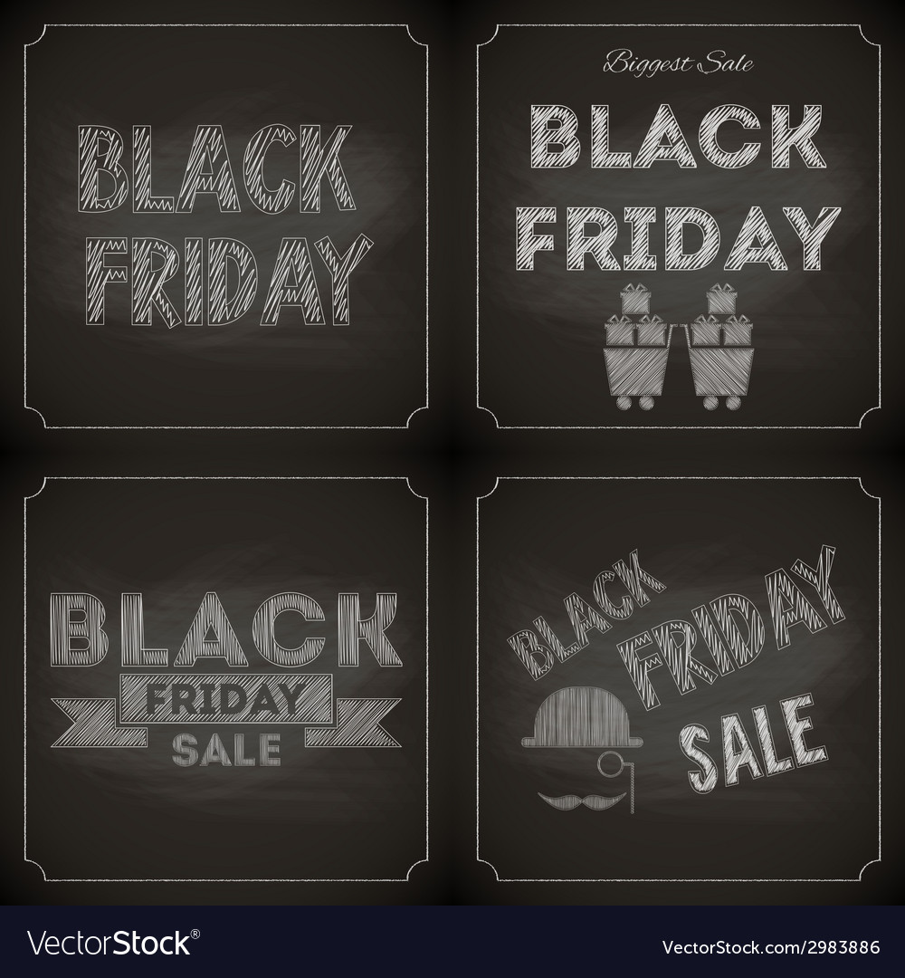 Black friday vector | Price: 1 Credit (USD $1)