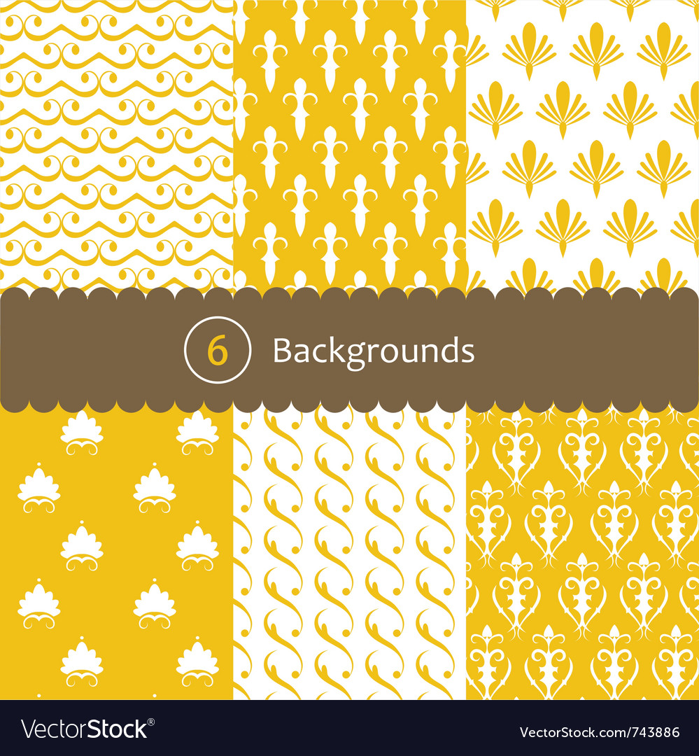Vintage patterns vector | Price: 1 Credit (USD $1)