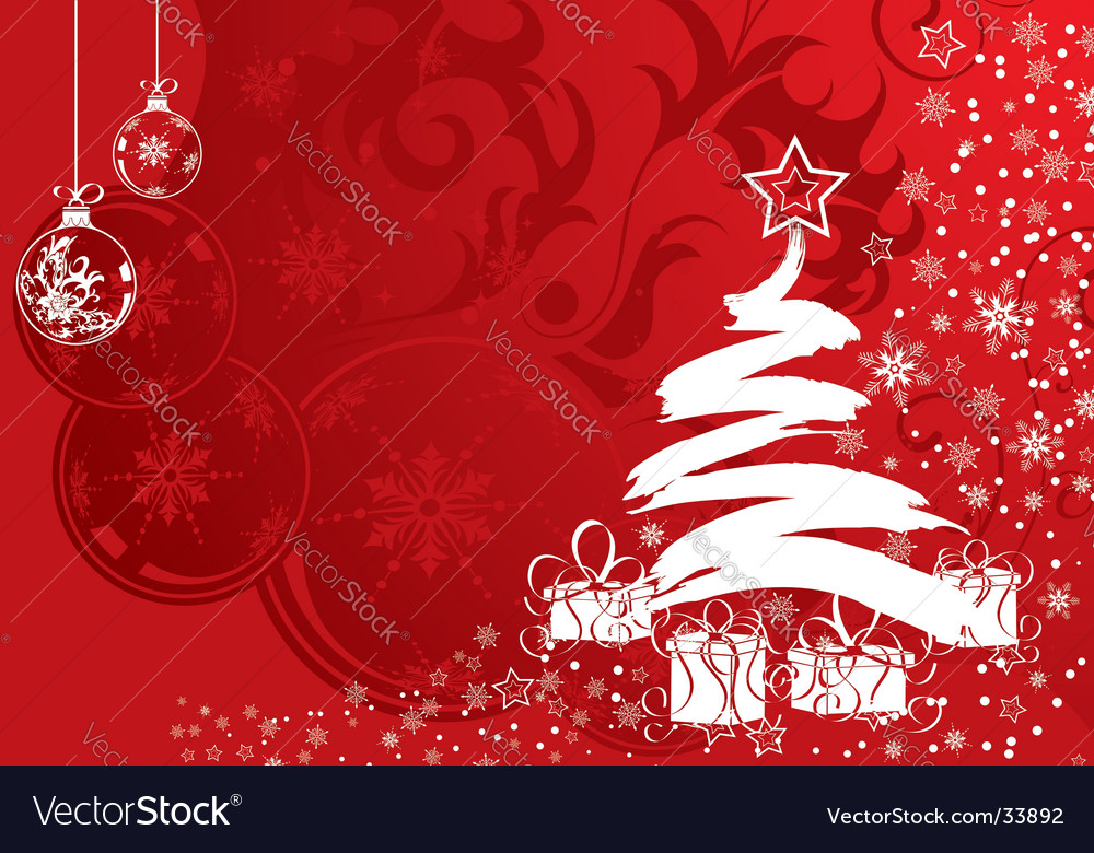 Background snow vector | Price: 1 Credit (USD $1)