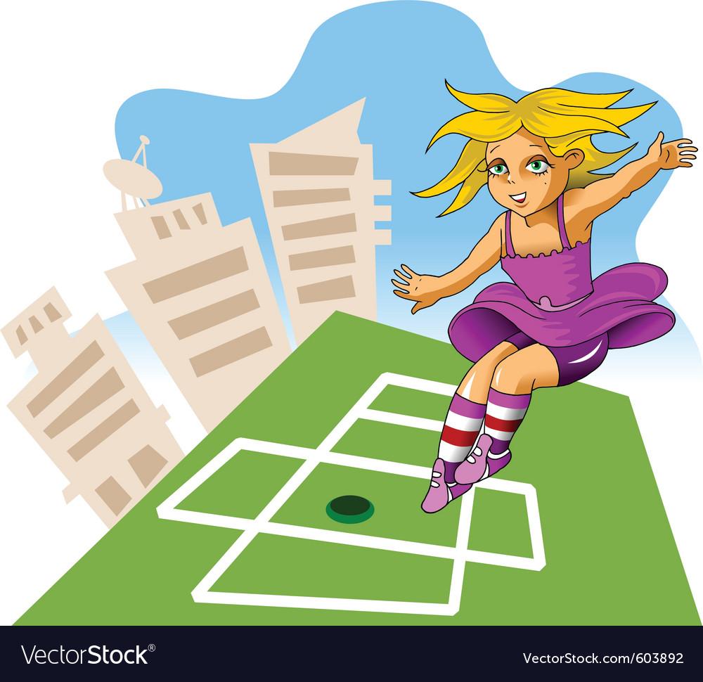 City playground vector | Price: 1 Credit (USD $1)