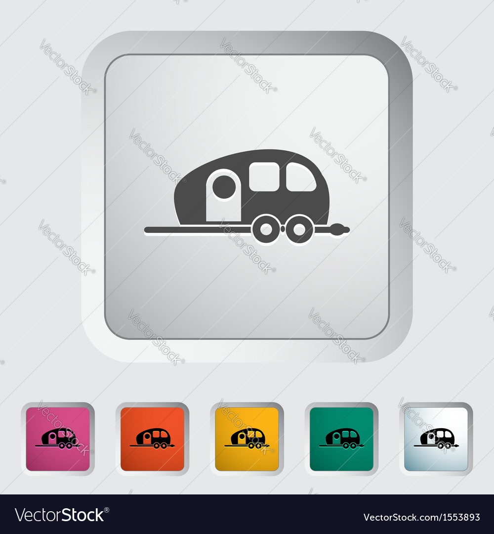 Trailer vector | Price: 1 Credit (USD $1)