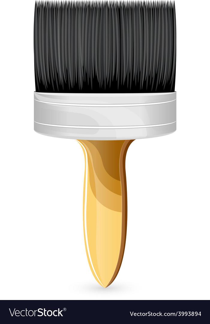 Brush vector | Price: 1 Credit (USD $1)