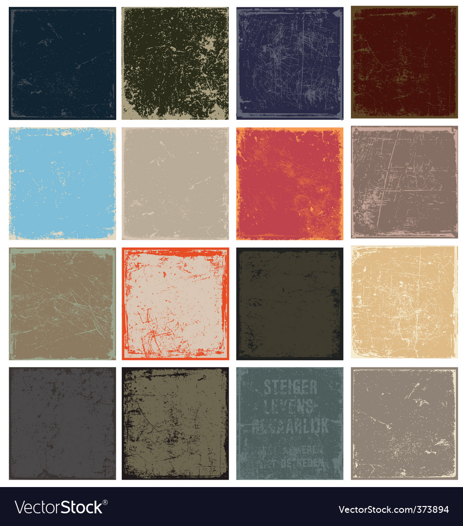Grunge panels vector | Price: 1 Credit (USD $1)