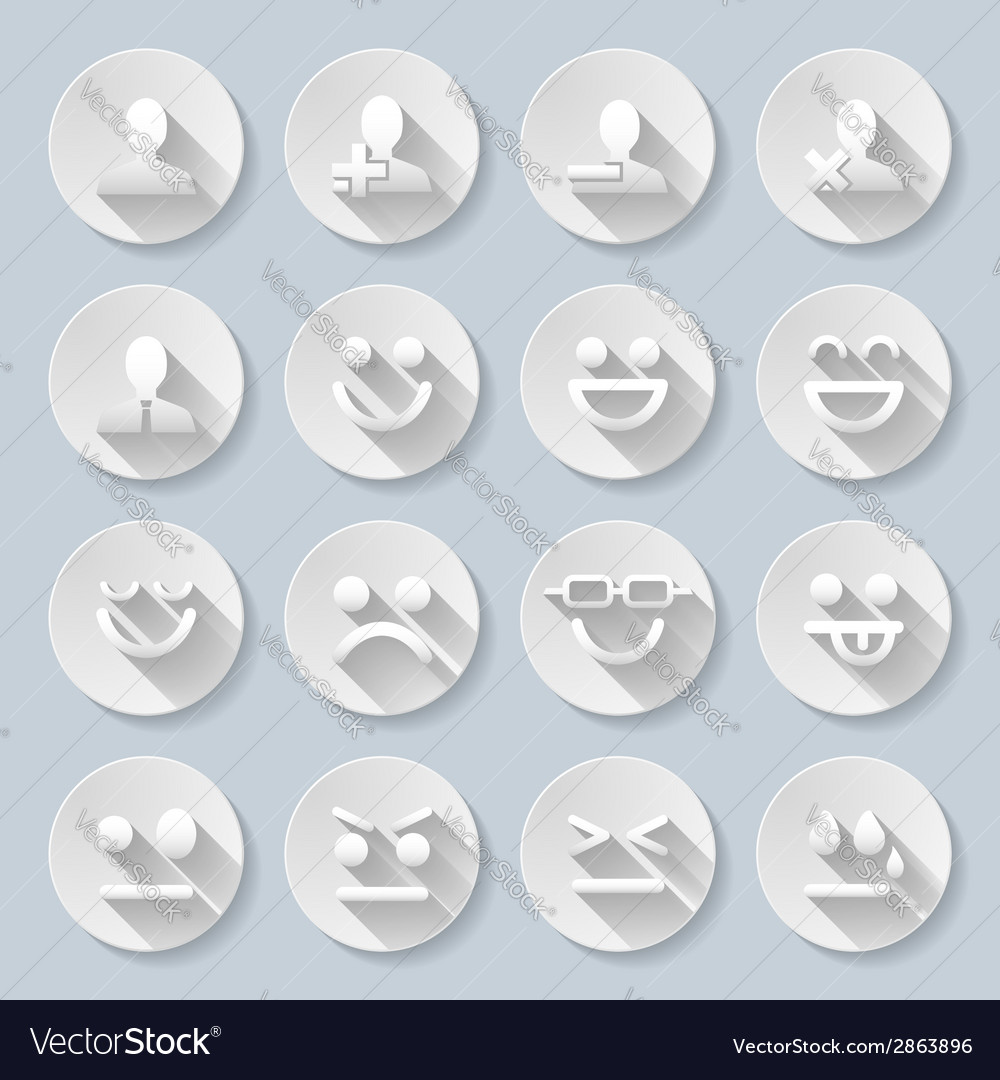 Emotion vector | Price: 1 Credit (USD $1)