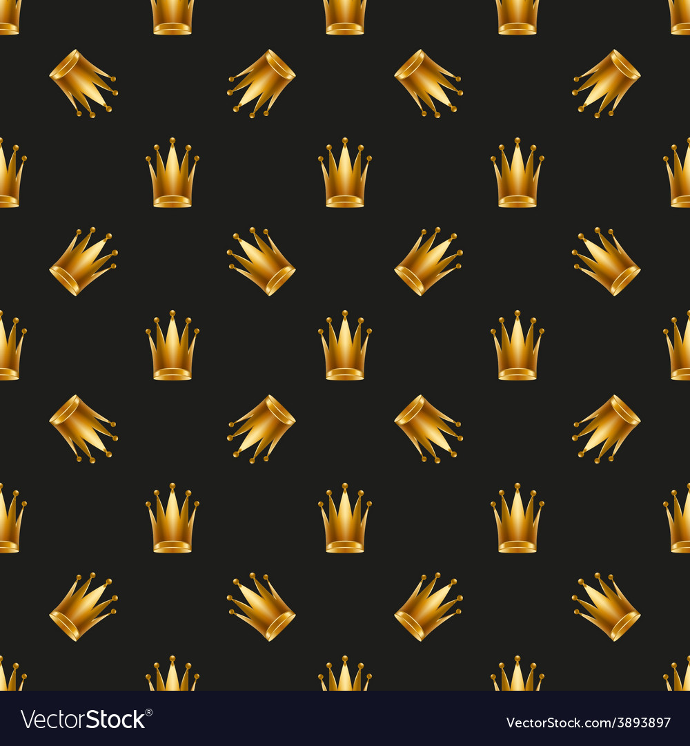 Universal seamless patterns tiling royal vector | Price: 1 Credit (USD $1)