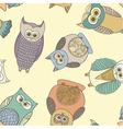 Owlsrotatepattern vector