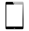 I pad tablet computer vector