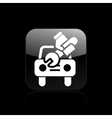 Car repair icon vector