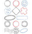 Postmark vector