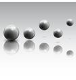 Spheres in motion vector