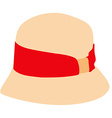Bonnet hat vector