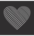 Business heart2 vector