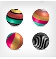 Volume balls vector