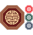 Oriental design elements vector