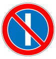 No parking vector