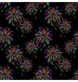 Abstract of fireworks vector