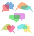 Concept of communication transparent speech vector
