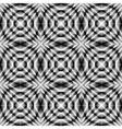 Design seamless trellised pattern vector