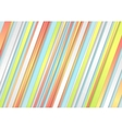 Pastel stripes abstract background vector