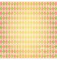 Geometric pattern with rhombuses vector