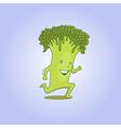 Fresh broccoli 01 vector