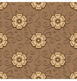 Cream pattern vector