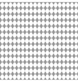 Trendy rhombus pattern vector
