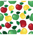 fruit icon apple seamless background fabric vector
