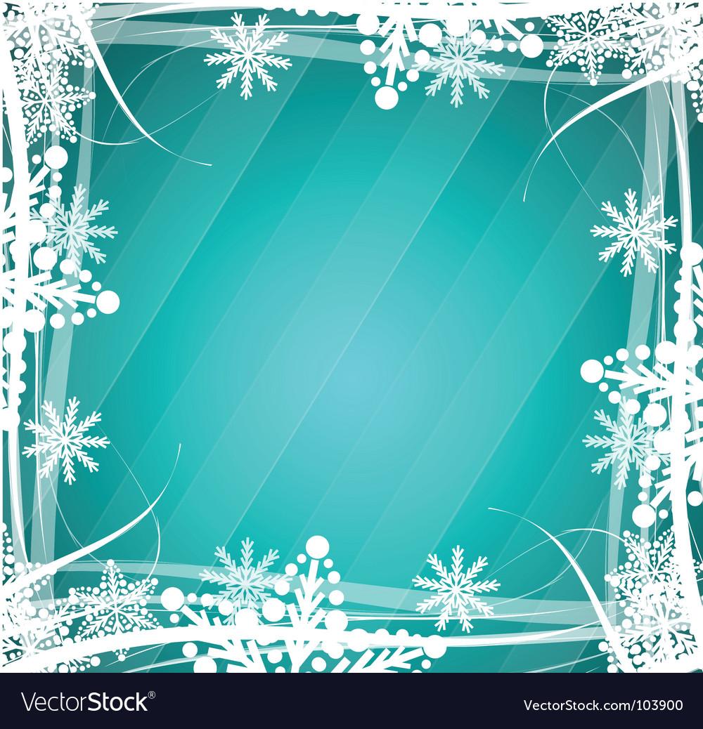 Christmas border vector | Price: 1 Credit (USD $1)