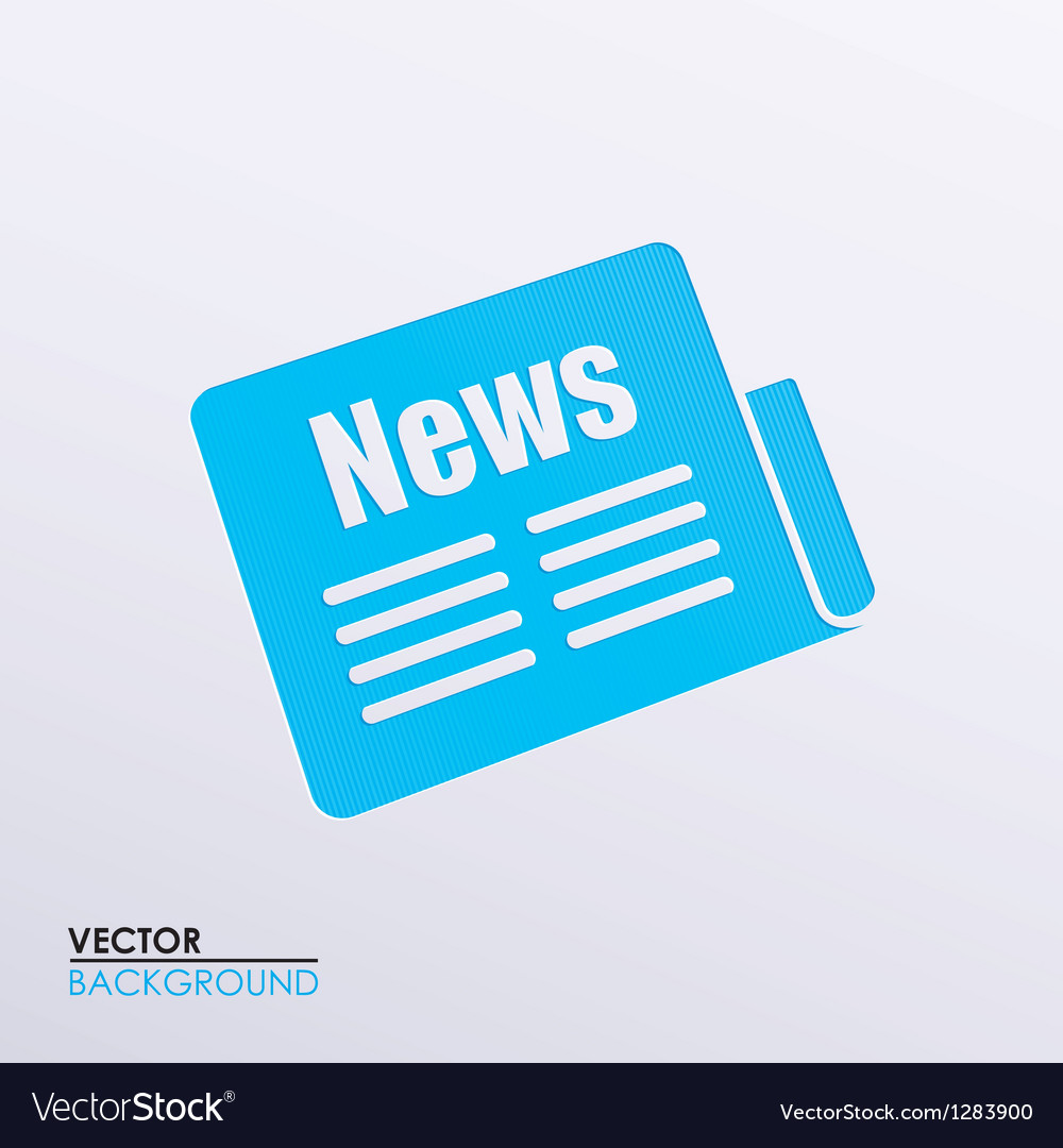 News vector | Price: 1 Credit (USD $1)