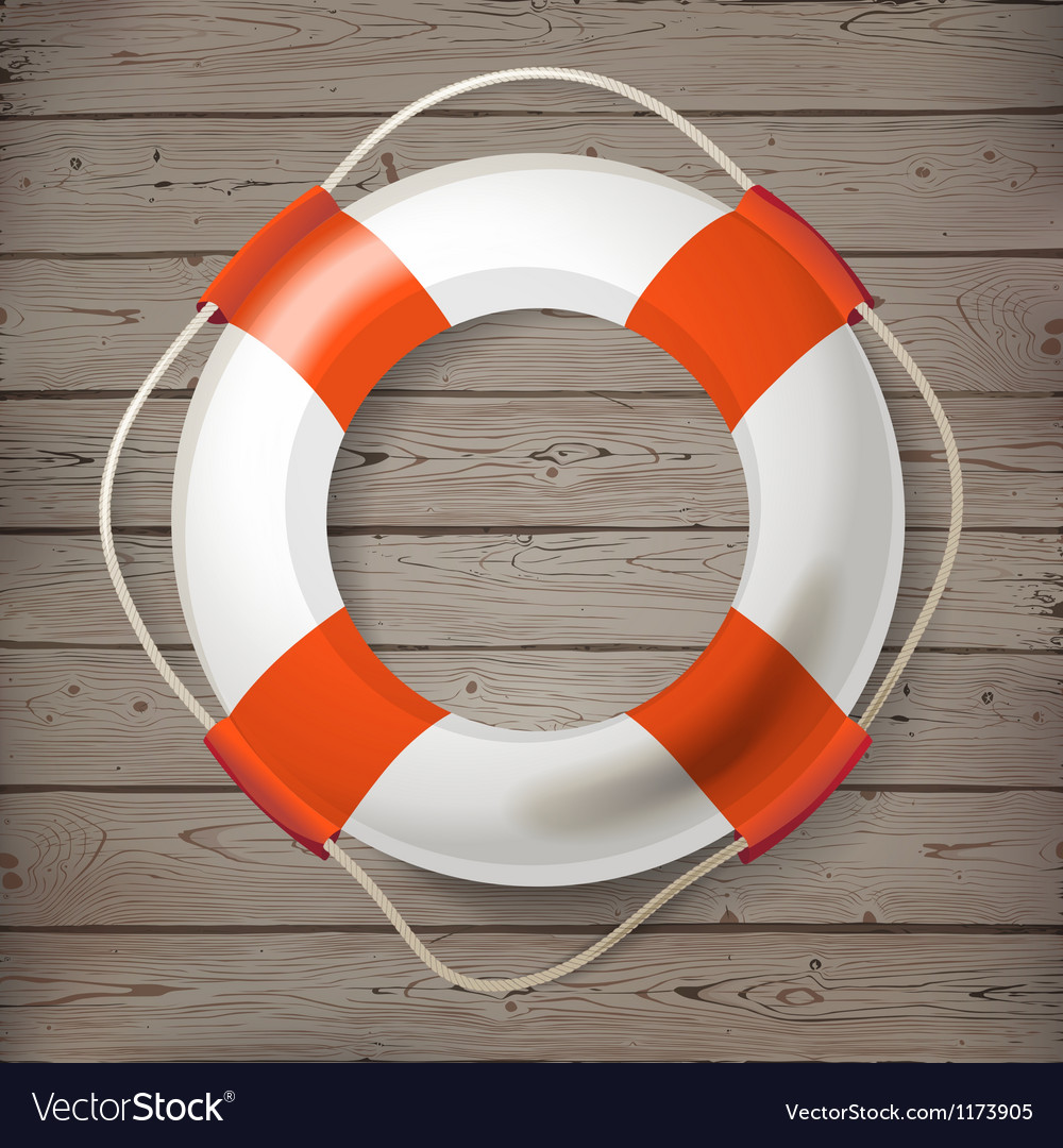 Life buoy vector | Price: 3 Credit (USD $3)