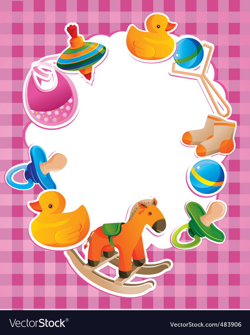 Children toys vector | Price: 3 Credit (USD $3)