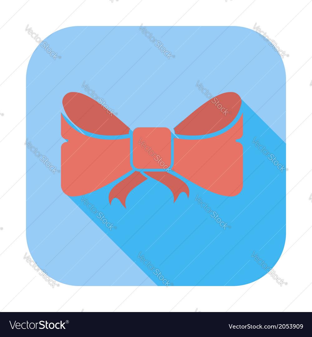Bow icon vector   Price: 1 Credit (USD $1)