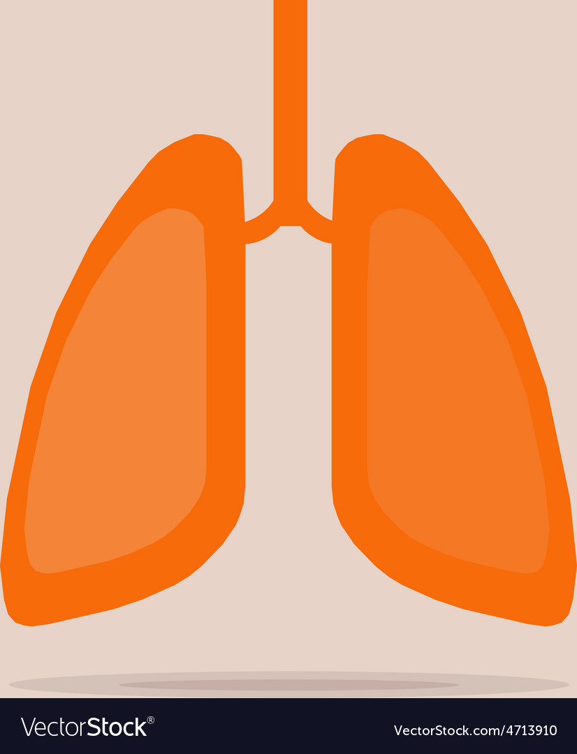 Lung vector | Price: 1 Credit (USD $1)
