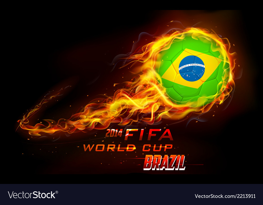 Fifa world cup background vector | Price: 1 Credit (USD $1)
