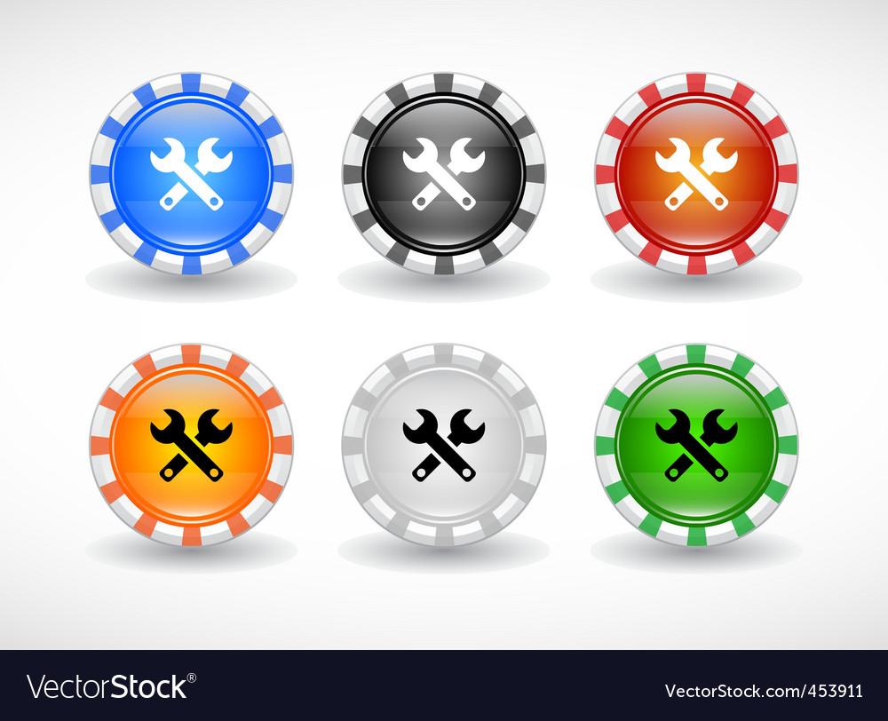 Website design symbols vector   Price: 1 Credit (USD $1)