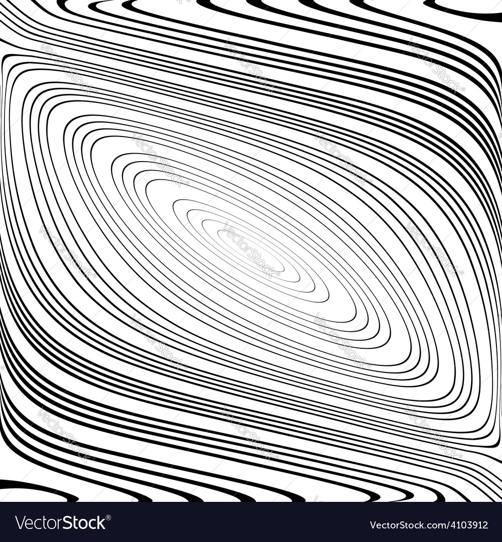 Design monochrome whirl ellipse background vector | Price: 1 Credit (USD $1)