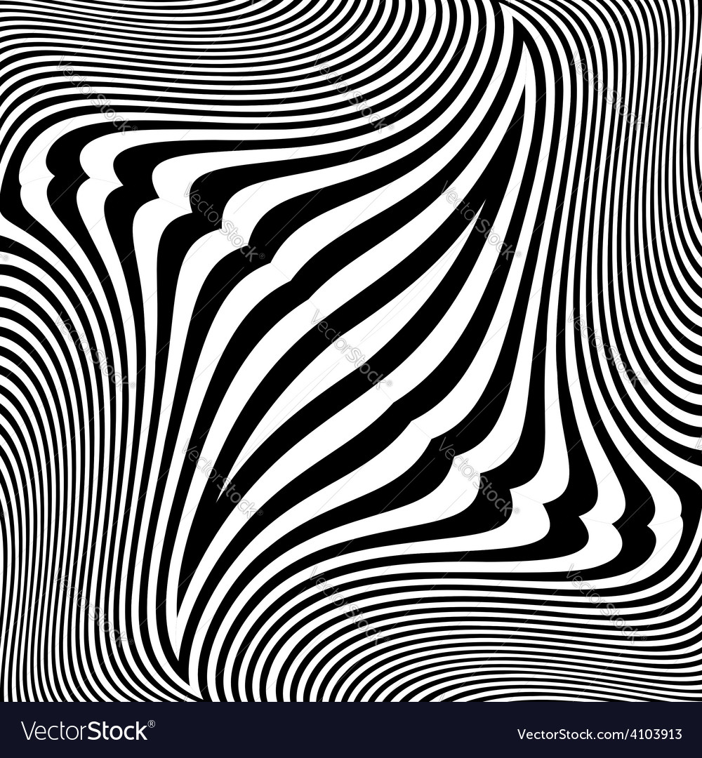 Design monochrome movement background vector | Price: 1 Credit (USD $1)