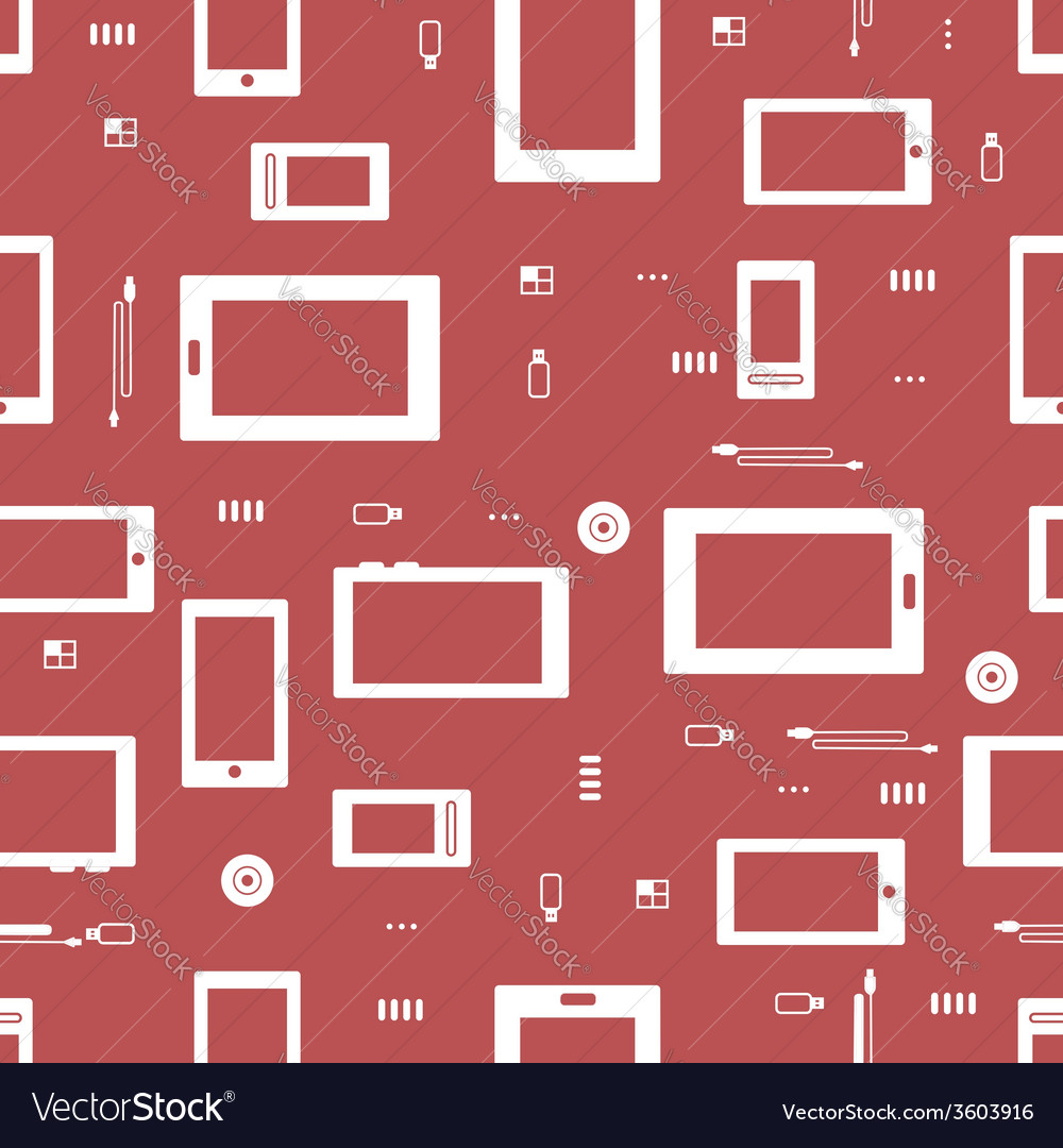 Seamless it pattern vector | Price: 1 Credit (USD $1)