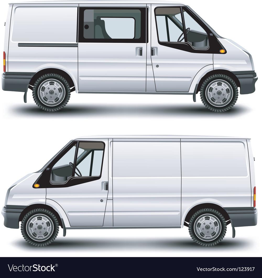 Minibus vector | Price: 3 Credit (USD $3)